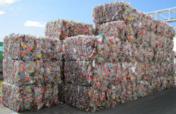 Reciclaje de plasticos, polietileno. Compra-venta de plasticos